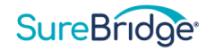 SureBridge logo